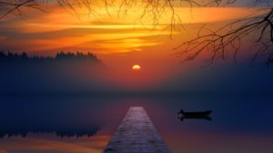 wordless wednesday sunset